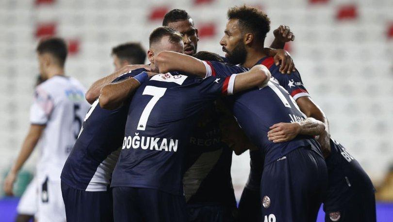 Antalyaspor Gençlerbirliği
