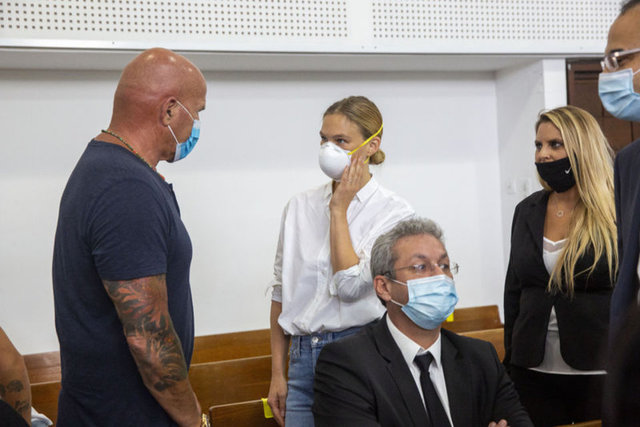 Bar Refaeli'nin cezası belli oldu - Magazin haberleri