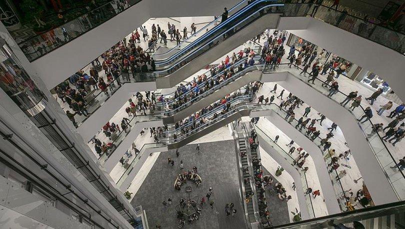 AVM'lerin perakende cirosu ve ziyaretçi sayısı temmuzda arttı
