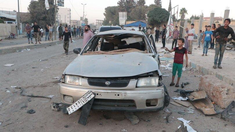 MSB'den Afrin'deki saldırıya ilişkin açıklama