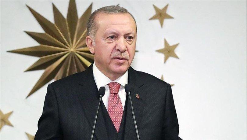 Cumhurbaşkanı Erdoğan, şehit Türk Kızılay personelinin ailesine başsağlığı diledi
