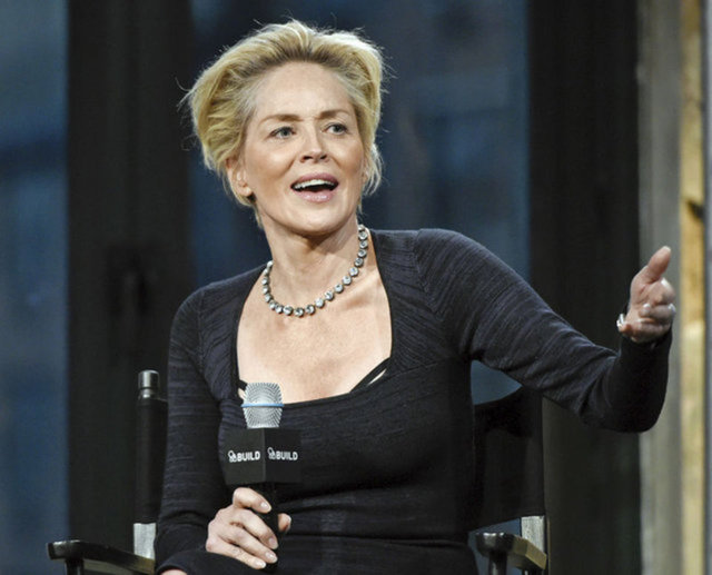 Sharon Stone: Donald Trump'ın çocukluk travmaları var - Magazin haberleri