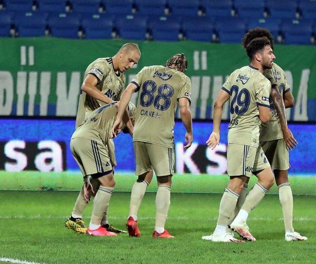 Fenerbahçe'de son dakika transfer haberleri! (15 Eylül)