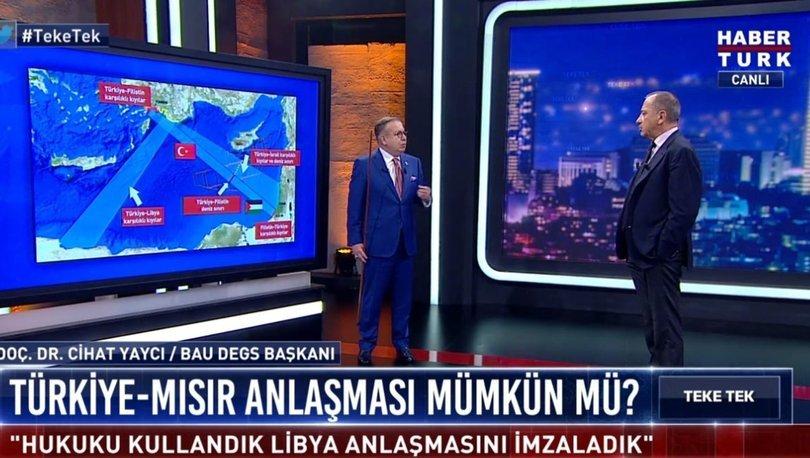 Cihat Yaycı'dan flaş Doğu Akdeniz açıklaması: