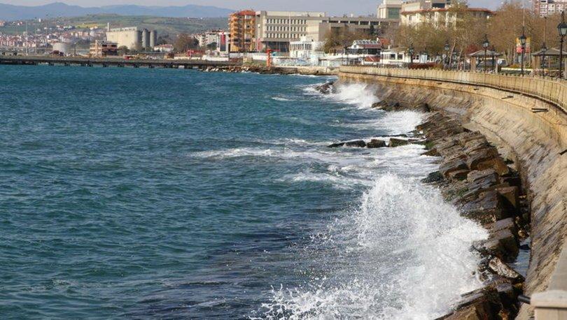 Meteoroloji'den son dakika uyarısı! Karadeniz için yağmur, Marmara için rüzgar uyarısı - Hava durumu