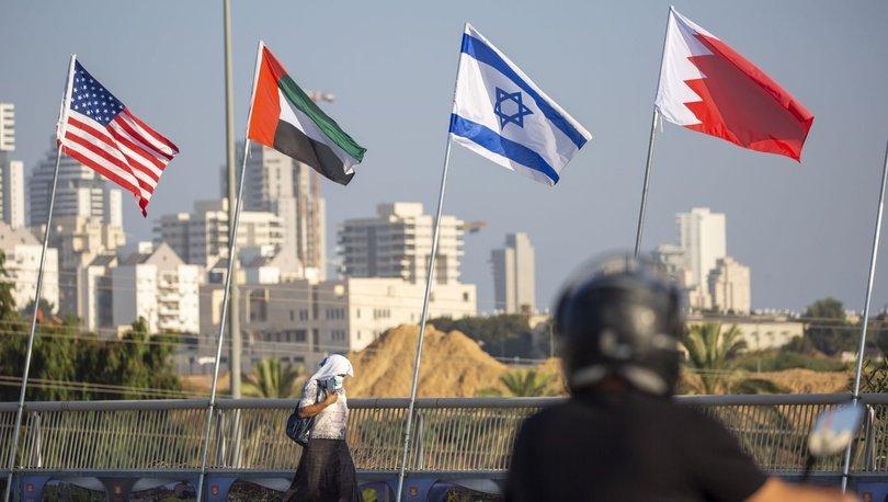 İsrail normalleşme anlaşması