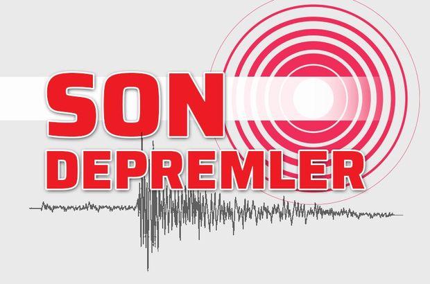 16 Eylül Son depremler (Kandilli ve AFAD)