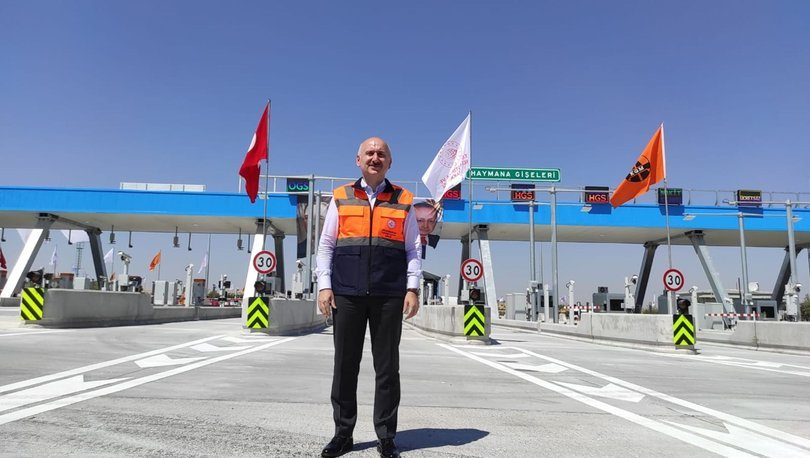 Ankara-Niğde Otoyolu