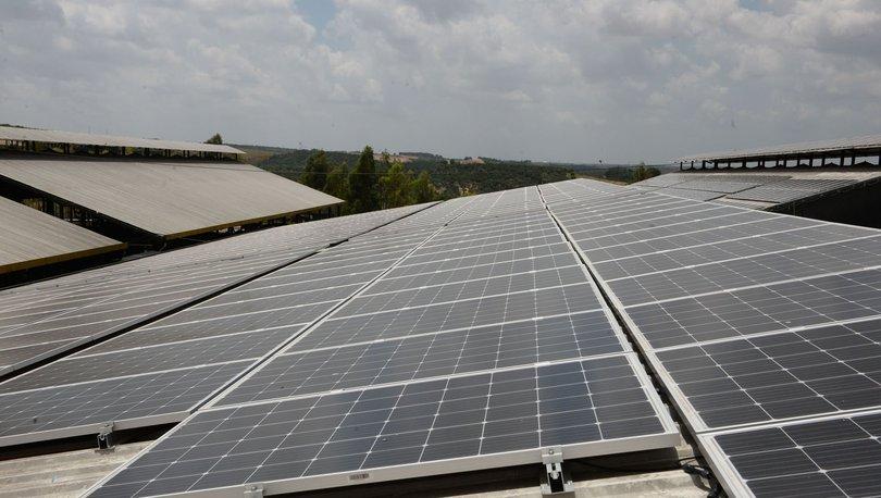 yerli güneş panelleri