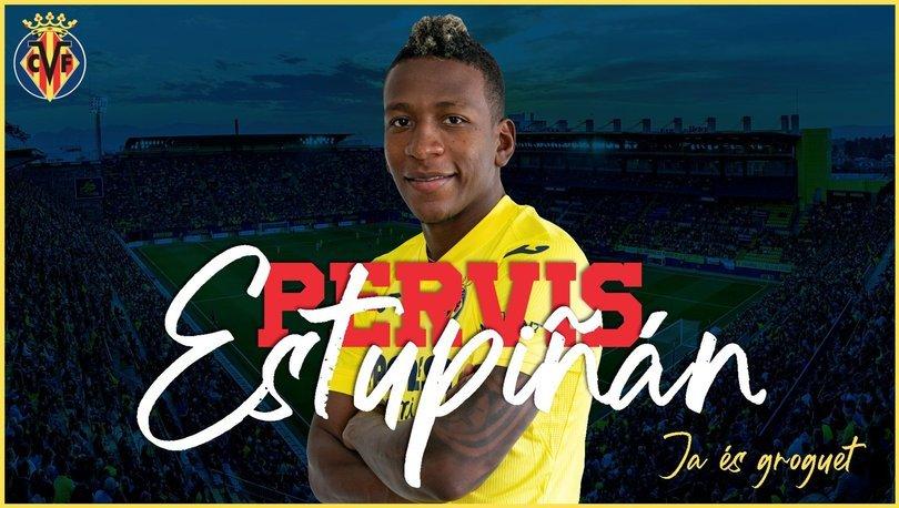Pervis Estupinan