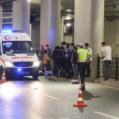 Taksim Tüneli'nde motosiklet kazası: 1 ölü