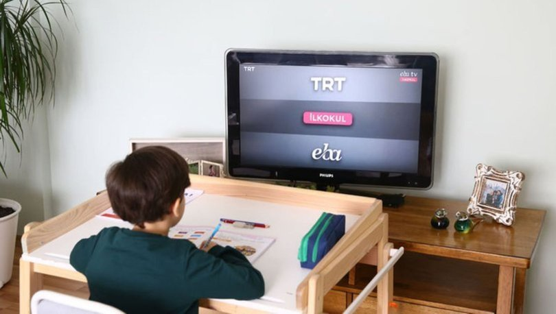 TRT EBA TV izlemek için TIKLA... 17 Eylül TRT EBA TV ilkokul ortaokul ve lise dersleri