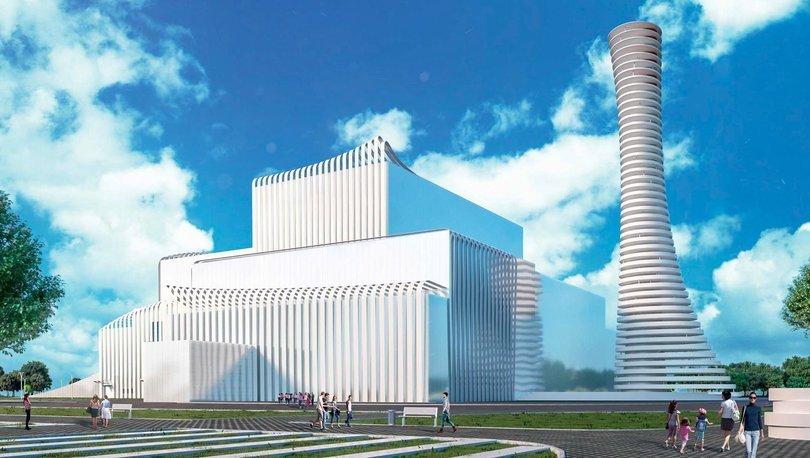 atıktan enerji üretim tesisi