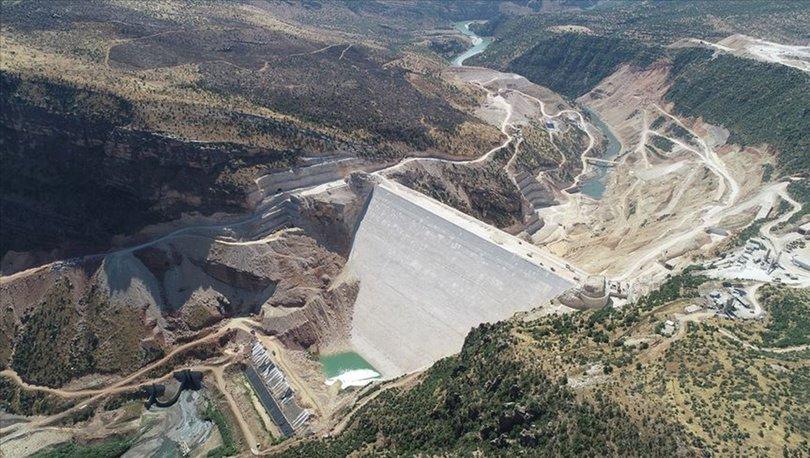 Bakan Pakdemirli: Silvan Barajı'nda önemli bir eşik aşıldı