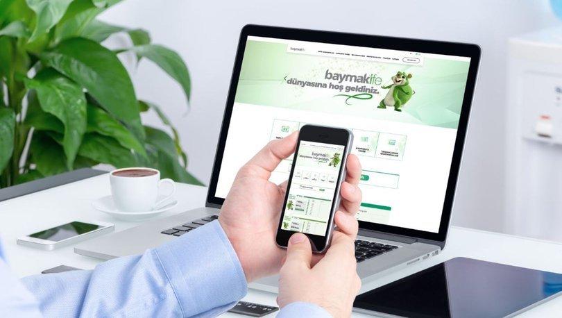 Baymak dijital sadakat platformu tanıttı