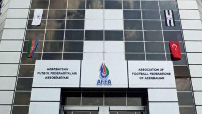 TFF'den Azerbaycan Futbol Federasyonu'na teşekkür
