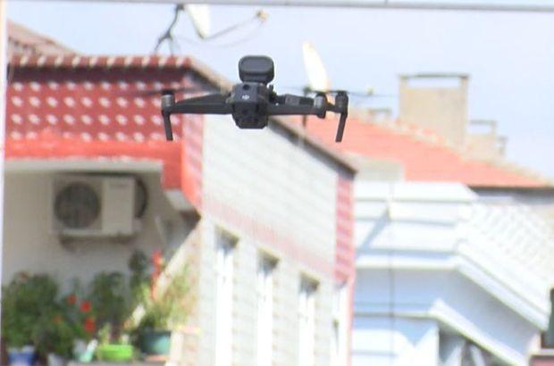 Kovid'le mücadelede drone dönemi