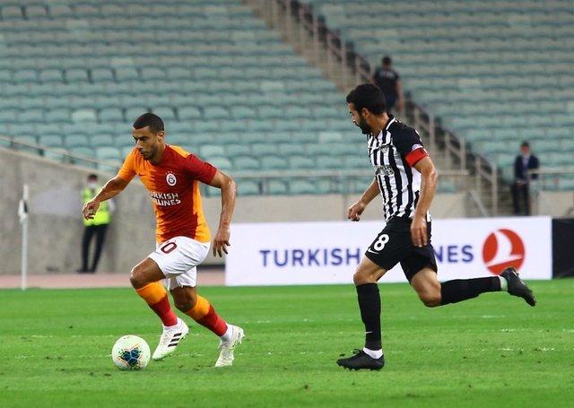Neftçi Bakü - Galatasaray Maçının Yazar Yorumları   GS maçı