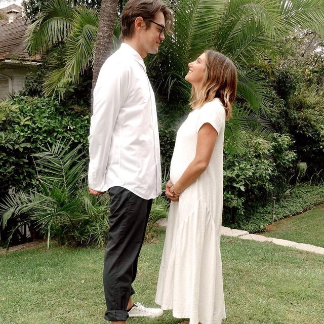 Ashley Tisdale-Christopher French çiftinden müjdeli haber - Magazin haberleri