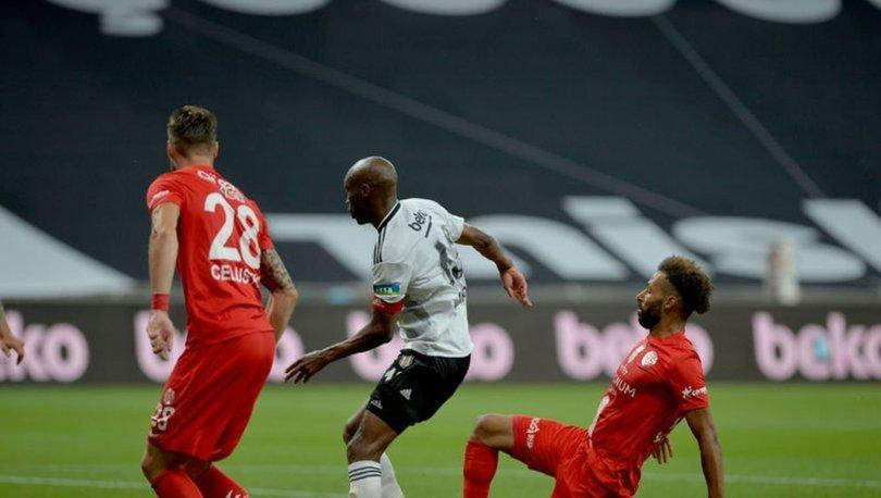 Beşiktaş, Süper Lig'de Antalyaspor'u konuk edecek