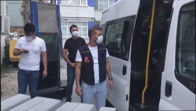 Son dakika haberler... İstanbul'da göçmen kaçakçılığı operasyonu!