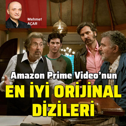 Amazon Prime Video'nun en iyi 12 orijinal dizisi