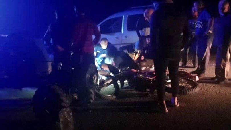 Düzce'de trafik kazası: 3 ağır yaralı