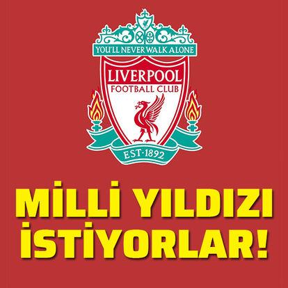 Liverpool peşinde!