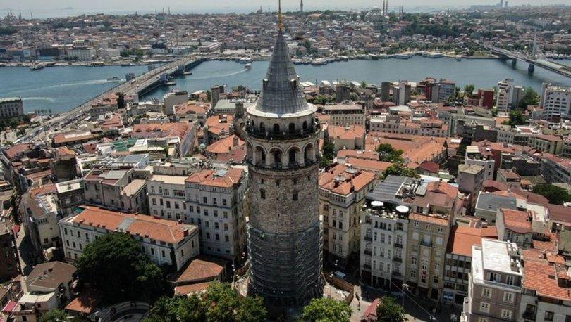 Vakıflar Genel Müdürü Ersoy: Galata Kulesi'ni en kısa sürede açacağız