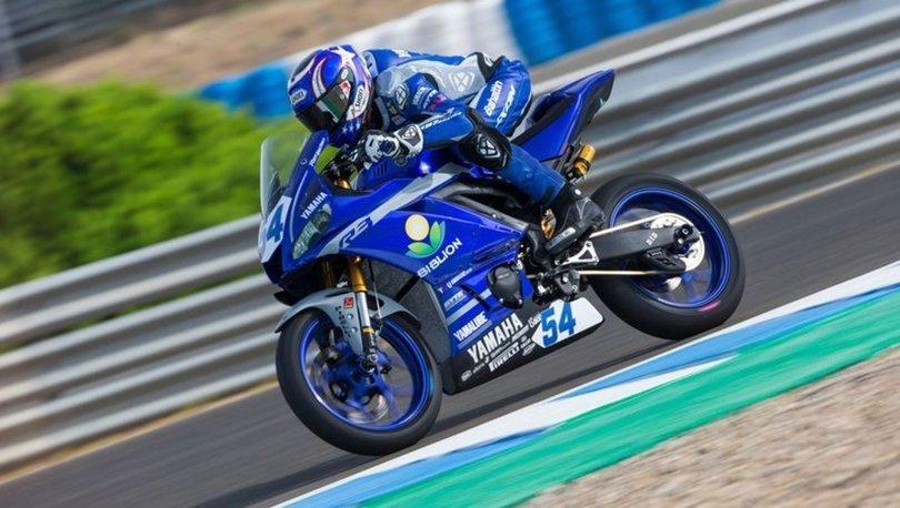 Milli motosikletçi Toprak Razgatlıoğlu, İspanya'da 6. oldu