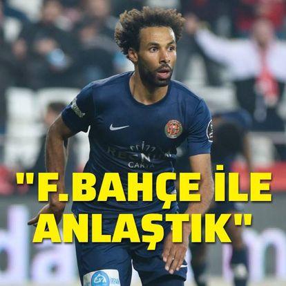 Flaş sözler: Fenerbahçe ile anlaştık!