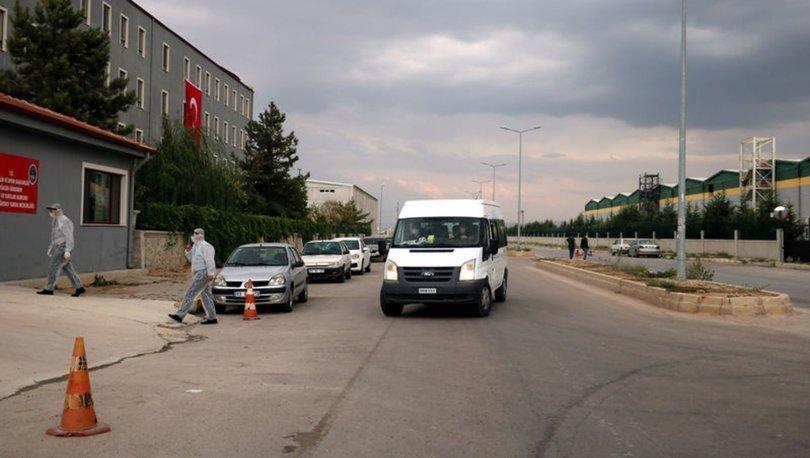 Afyonkarahisar'da 23 asker karantinaya alındı