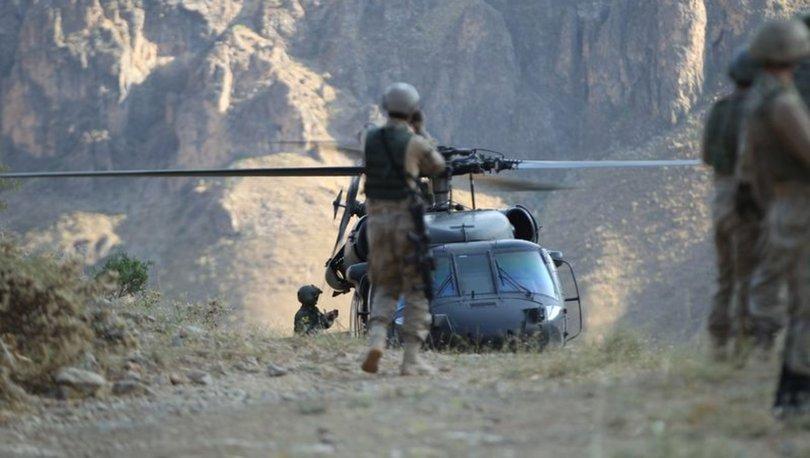 Yıldırım-2 Cilo Operasyonu kapsamında Hakkari kırsalında 3 terörist etkisiz hale getirildi.