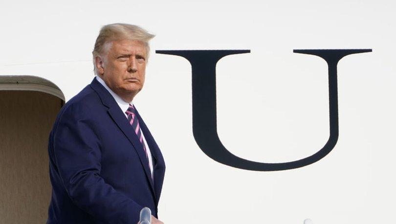 Trump'a gönderilmek istenen zehirli bir mektup ele geçirildi