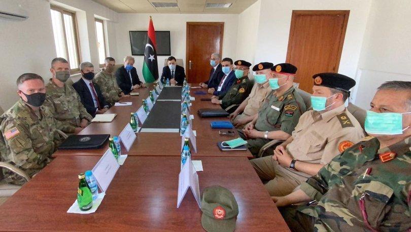 Son dakika haberler... Libya Savunma Bakanlığı'ndan flaş açıklama!