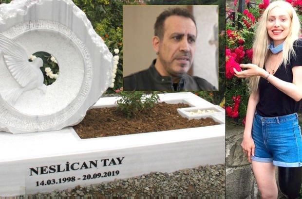 Neslican mezarı başında anıldı