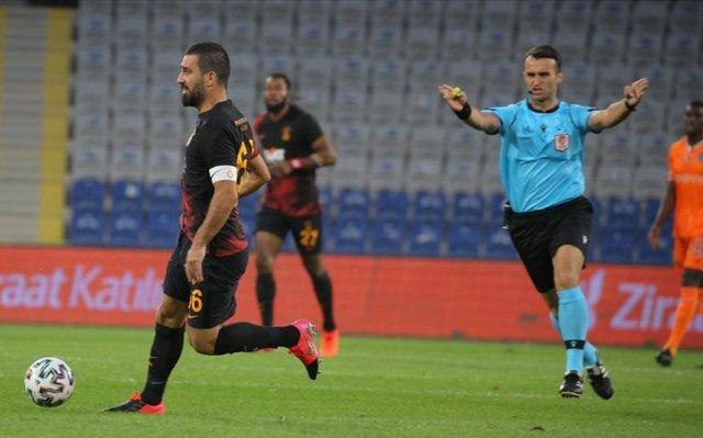 Başakşehir - Galatasaray maçı yazar yorumları
