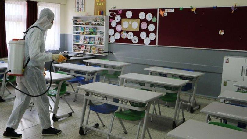 Son dakika! Yüz yüze eğitim anasınıfı ve ilkokul 1'inci sınıflarda başlıyor - Haberler