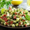 Bulgur salatası için pratik tarifler