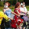 'Süslü Kadınlar' bisikletleriyle yollarda