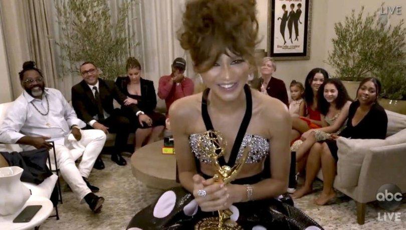 Böyle ödül töreni görülmedii... İşte 2020 Emmy Ödülleri kazananlar - Haberler