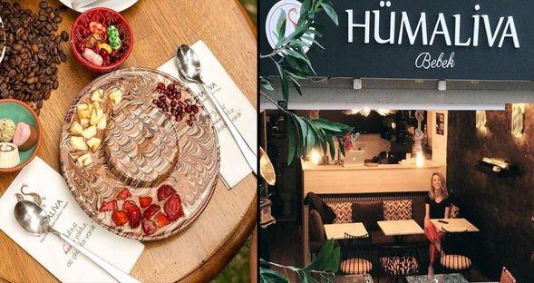 İstanbul'un en tatlısı 'Hümaliva Çikolatacısı'