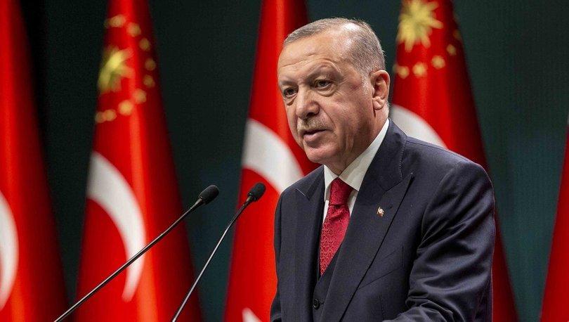Son dakika... Cumhurbaşkanı Erdoğan'dan gündeme dair önemli açıklamalar