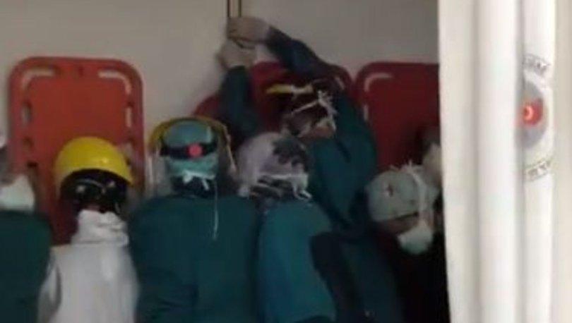 Son dakika! Keçiören'de hastanede doktorlara saldırı! Doktorlar barikat kurdu! - Haberler