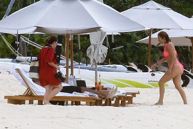 Jennifer Lopez ile Alex Rodriguez tatilde - Magazin haberleri