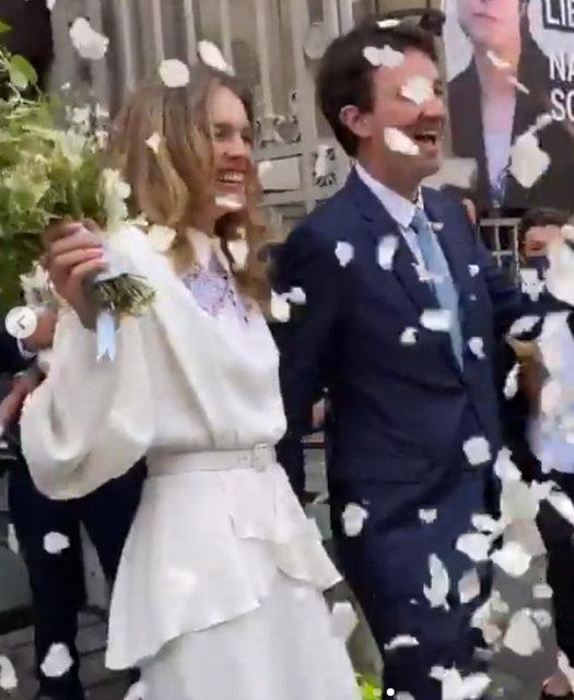 Natalia Vodianova ile Antoine Arnault evlendi - Magazin haberleri