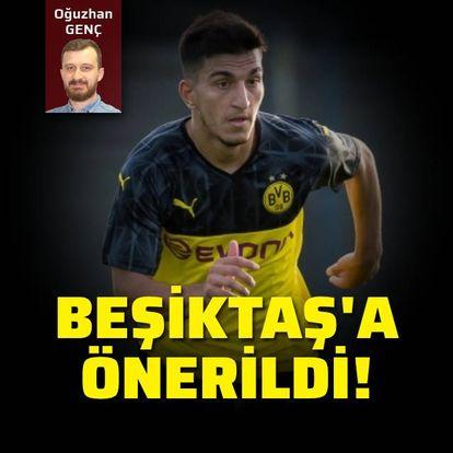 Genç sağ bek, Beşiktaş'a doğru!
