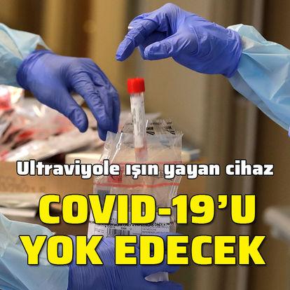 Covid-19'u yok edecek!