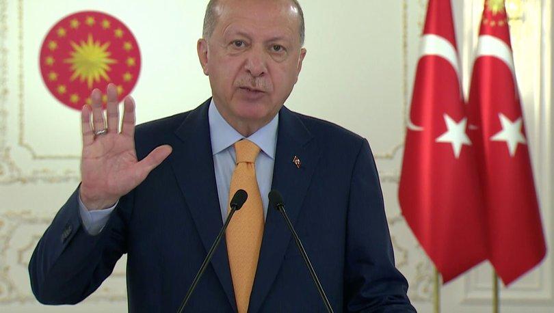 Cumhurbaşkanı Erdoğan'dan BM konuşmasında tüm dünyaya aşı mesajı!