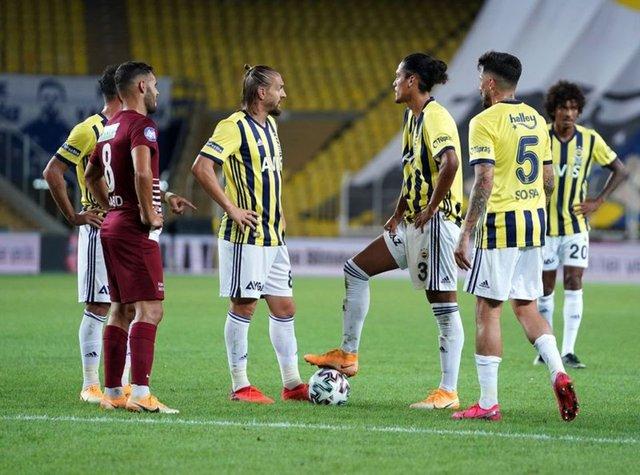 Fenerbahçe'den son dakika transfer haberleri! (23 Eylül)
